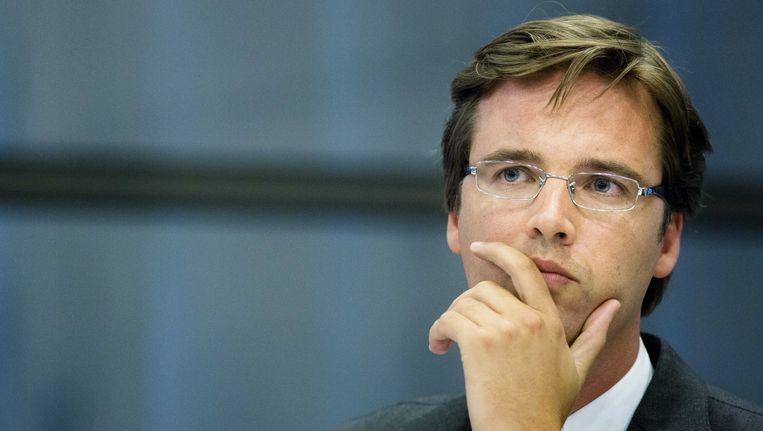 D66-Kamerlid Sjoerd Sjoerdsma. Beeld ANP