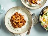 Wat Eten We Vandaag: Surinaamse kip met bruine bonen