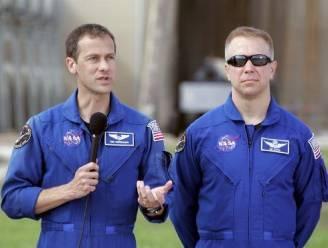 Collega De Winne eerste twitteraar in ruimtestation ISS