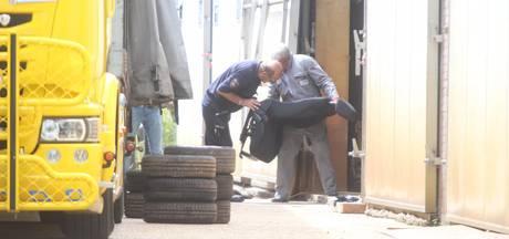 Achtervolging van Brabant naar Gelderland brengt politie bij enorme partij gestolen auto-onderdelen