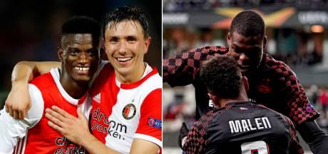 Nederlandse clubs blijven winnen, punten stromen binnen