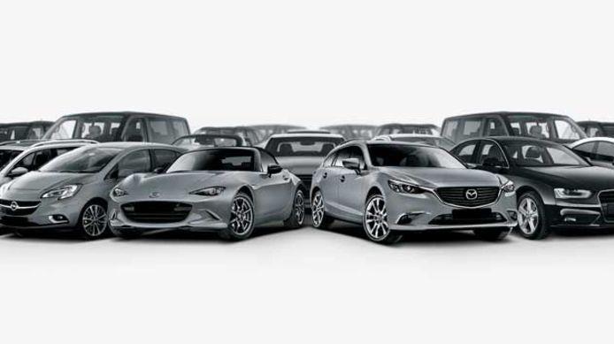 Het aantal verhuurde auto's is vorig jaar nagenoeg verdubbeld