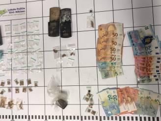 Arrestatie van straatdealer leidt naar drugsbende