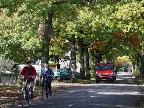 Kale plekken op imposante Wethouder Linderslaan na rooien bomen