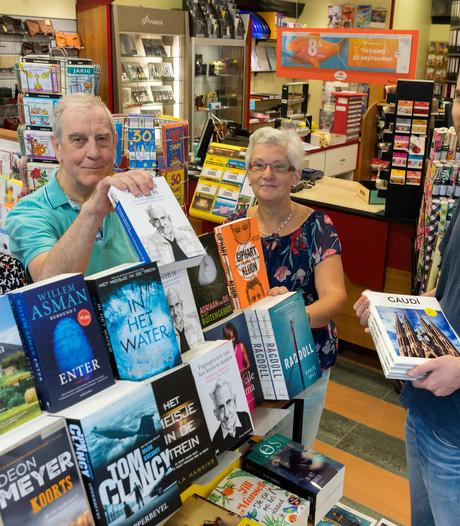 'Familie' Robben vertrekt, boekhandel in Rosmalen na twintig jaar Read Shop