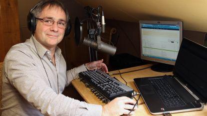 Gerd Vranckx start eigen online radio 'Studio Kempen'