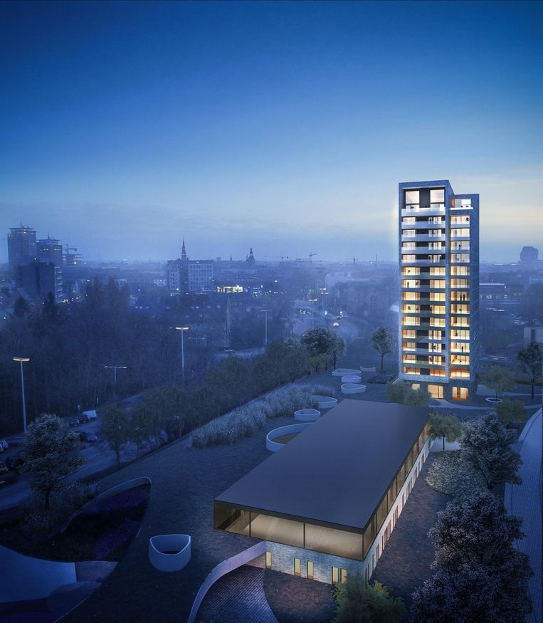 Ouder dan 32 nee bedankt hasselt regio hln - Zwembad toren in kiezelsteen ...
