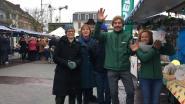 Groen Haacht schenkt cheque aan vzw Mamas for Africa