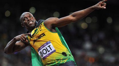Usain Bolt onthult speciale naam van zijn dochtertje: Olympia Lightning