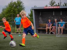 Succesvolle voetbalschool in Beuningen: 'Nog genoeg plannen'