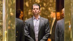 """""""Trumps campagneteam ontmoette Russische advocaat die belastende informatie over Clinton beloofde"""""""