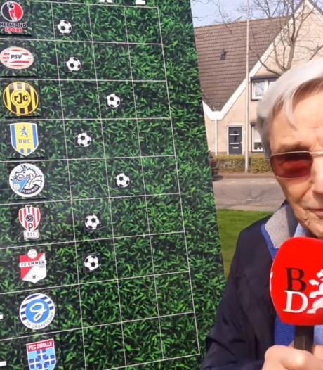 'Profeet' Piet de Visser denkt dat Willem II wint: 'Ik voorspel acht duels goed. Dan bluf ik wel'