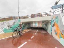 Fietstunneltje bij Westerschans is klaar, omrijden is verleden tijd