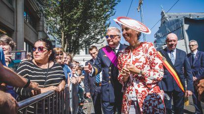 """200.000 mensen bezochten Gentse Feesten """"op waanzinnige topdag"""""""