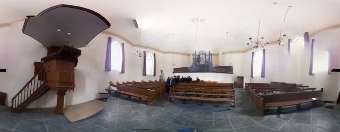 Het nieuwe interieur van de Kluntjespot in Haarlo. Foto Jelle Boesveld