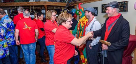 De Torensjouwers uit Schijf 'laote ut al 44 jaar vieren'