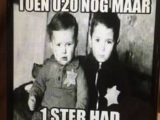 'Walgelijke' anti-Ajaxfoto wekt woede