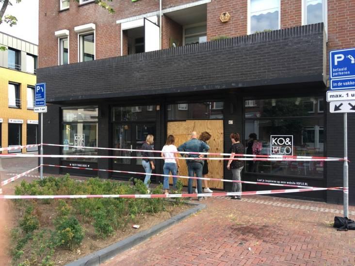 Ramkraak op kledingwinkel in Oosterhout, daders spoorloos