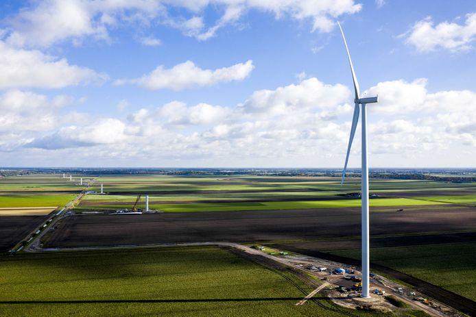 De aandelenverkoop voor de Arnhemse windmolens langs de Pleijroute gaat voor de wind