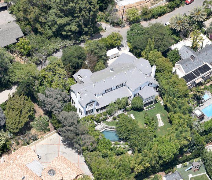Ashton Kutcher et Mila Kunis vivent dans cette somptueuse villa