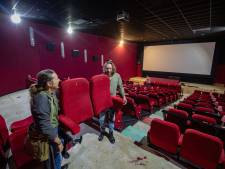 Gratis bioscoopstoelen in een mum van tijd weg in Kampen: wel zelf slopen...