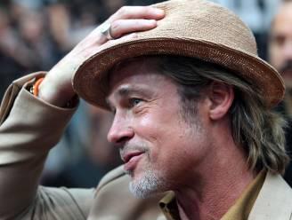 Brad Pitt staat model voor zijn eigen wijnmerk