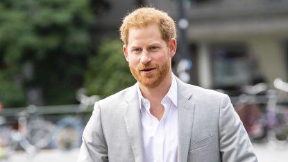 Prins Harry vandaag op blitzbezoek in Amsterdam