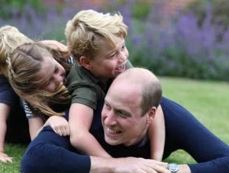 """Jonge royals George, Charlotte en Louis voelen hun idool David Attenborough aan de tand: """"Wat is jouw lievelingsdier? Ik hou van spinnen"""""""