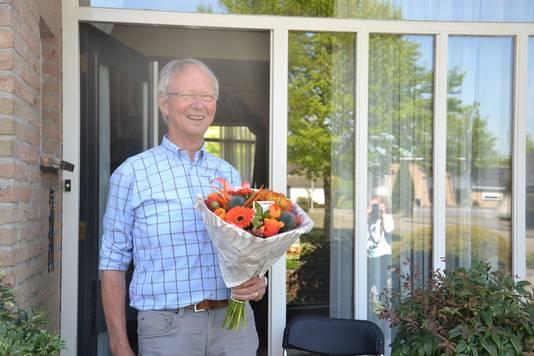 Martien Schumacher Lintjesregen 2020 Rucphen