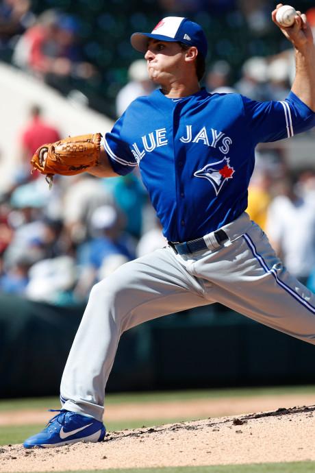 Pitcher van Toronto tachtig duels geschorst na dopinggebruik