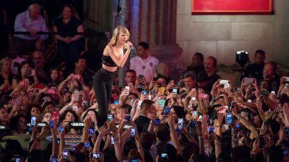 30% van concertgangers wil een gsm-verbod