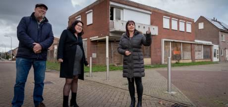 Haalderen wil levendig dorpsplein op plek 'spooksupermarkt'