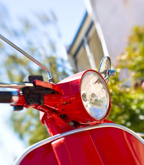 Scooter staat in Vlissingen en Middelburg niet veilig