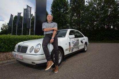 1.249.081 km op de teller: dat willen ze zelfs bij Mercedes eens zien