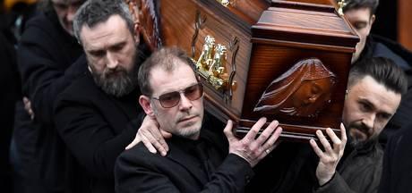 Fans nemen afscheid van Cranberries' Dolores O'Riordan