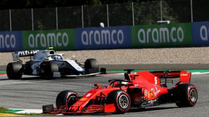 Ferrari wil bolides deze week nog verbeteren met enkele aerodynamische aanpassingen