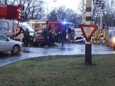 Meerdere gewonden bij ongeluk in Almelo