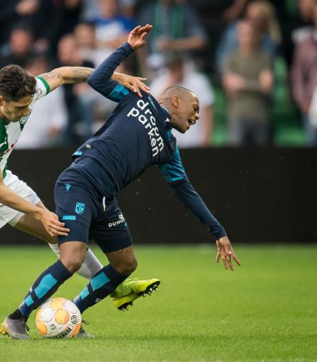 Alarmfase 1 bij Vitesse na nederlaag bij FC Groningen