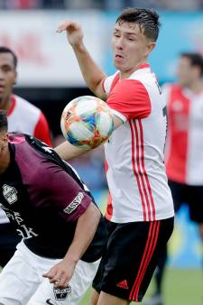 LIVE | Haps knalt Feyenoord naast FC Utrecht