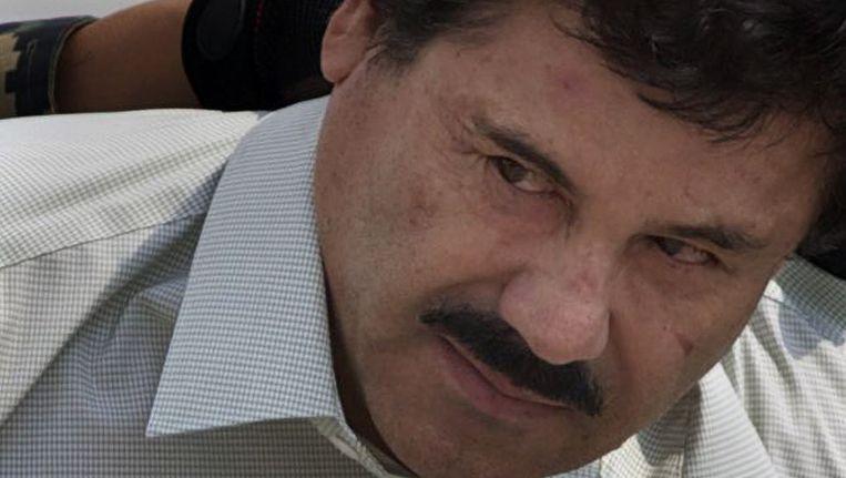 Joaquín Guzmán Loera, alias El Chapo (Kleintje)