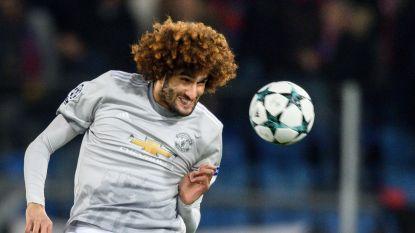 FT Buitenland: Mourinho vreest vertrek Fellaini