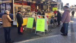 Naar de markt in Meetjesland en regio Deinze? Afstand houden, beperkt aantal bezoekers, tot stewards van  SV Zulte-Waregem