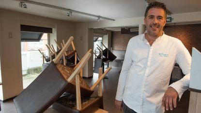 Koffiehuis De Pourcq hoopt op mooi weer om meer klanten op terras te bedienen