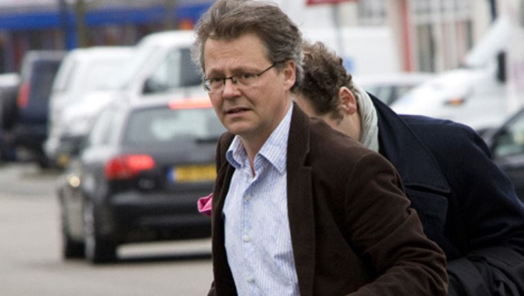 Advocaat Nico Meijering. Archieffoto ANP Beeld