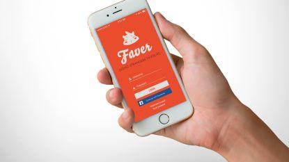 Deze Brusselse app helpt je om deze donkere dagen te verlichten met een goede daad