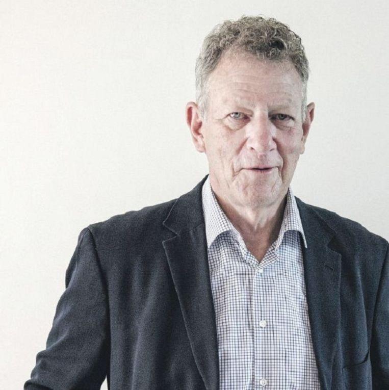 Ruud Stokvis: 'Het gevoel in een stadion is niet anders dan dat in een kerk' Beeld Patrick Post