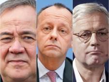 Wie volgt Merkel op? De vriendelijke oom, de stijve manager, of de 'Clooney aus Meckenheim'?