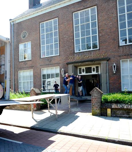 Verbouwing Dr. Mollercollege in Waalwijk start dit najaar; 50 appartementen