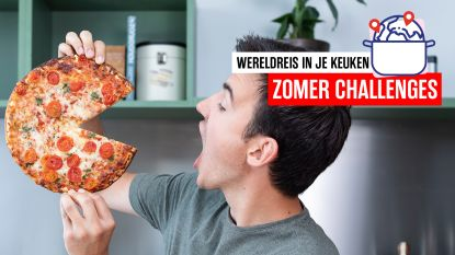 """Gebrand zoals in de oven"" vs. ""Te vet en te zout': tv-kok Loïc test pizza mozzarella uit de supermarkt"