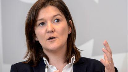 Cindy Franssen wordt nationaal partijvoorzitter ad interim van CD&V